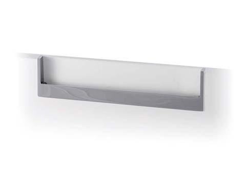 Tirador ergonómico para puertas de de cocina baño hogar armario para puertas lacadas