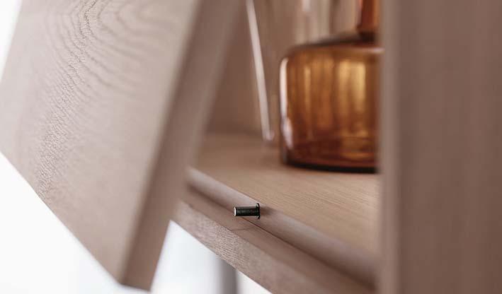 Push open retorno para muebles cocina baño hogar