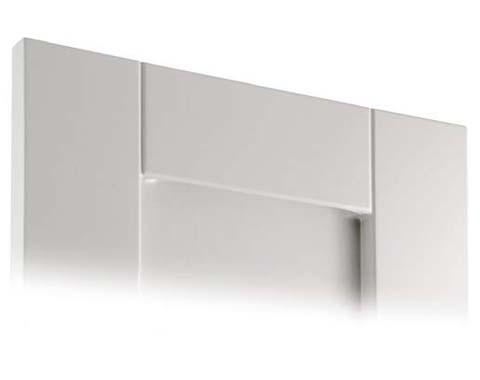 Tirador ergonómico para puertas de laca de cocina baño hogar armario
