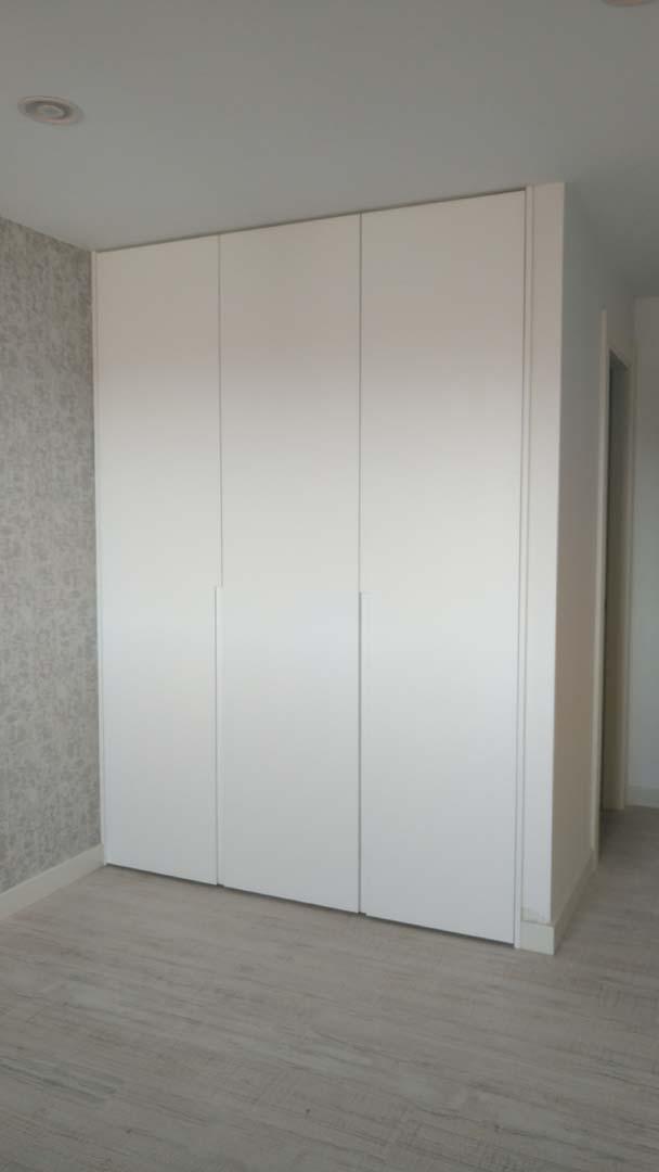 armario lacado blanco seda kenia nipon