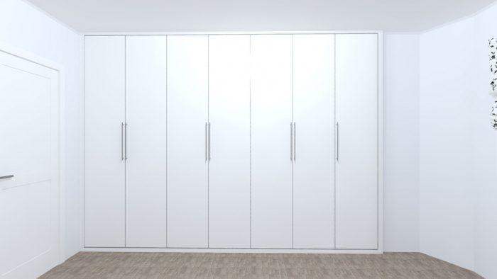 armario laminado postformado