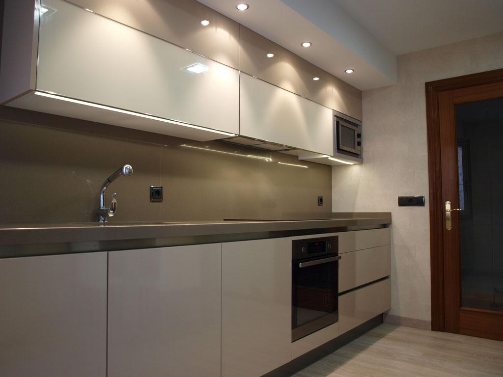 cocina moderna diseño arena