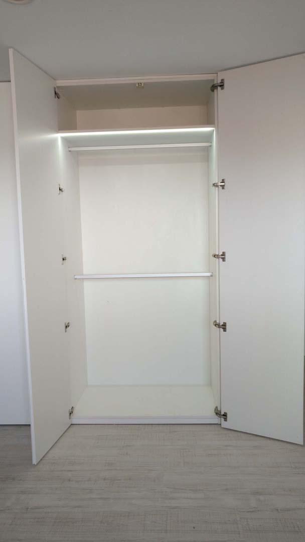 iluminacion interior armario arnit arnedo
