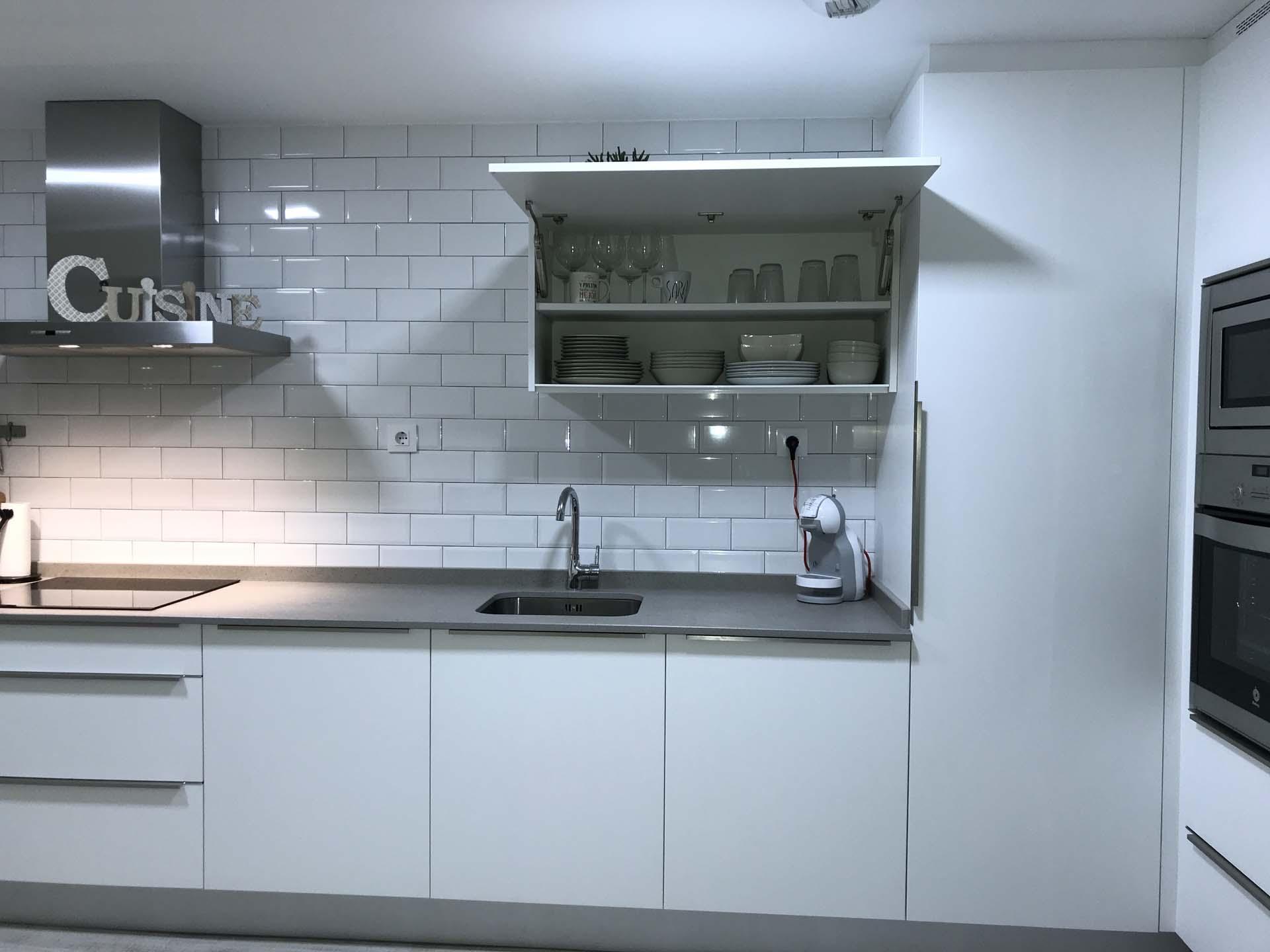 mueble abatible cocina