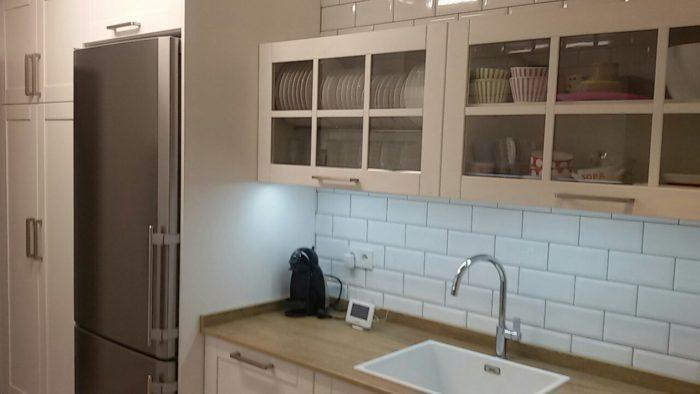 vitrinas cocina clasica palilleria