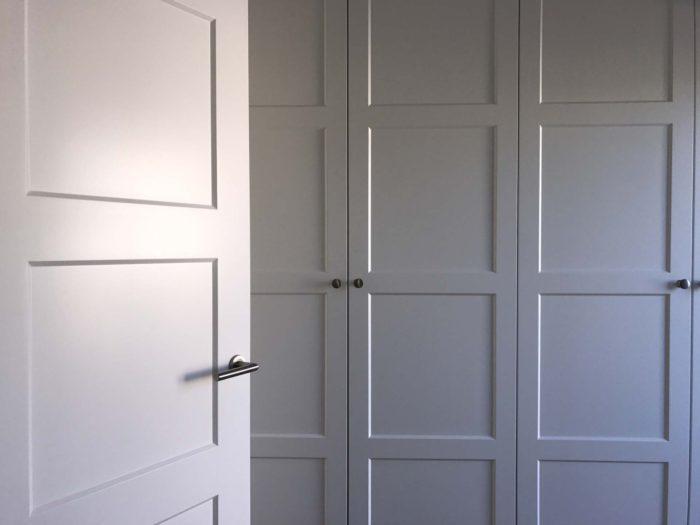 armario lacado marco chaflan