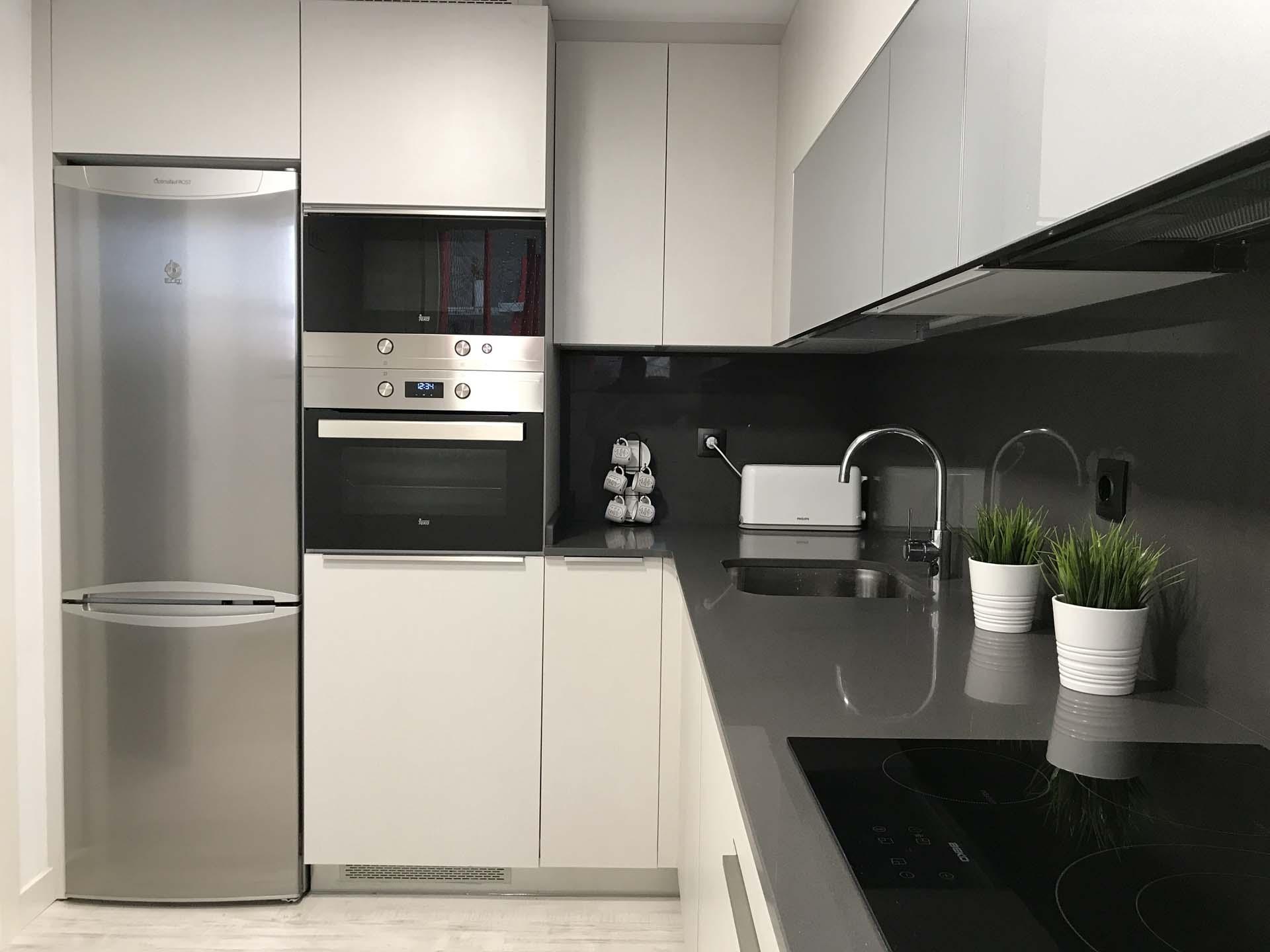 cocina moderna elegante