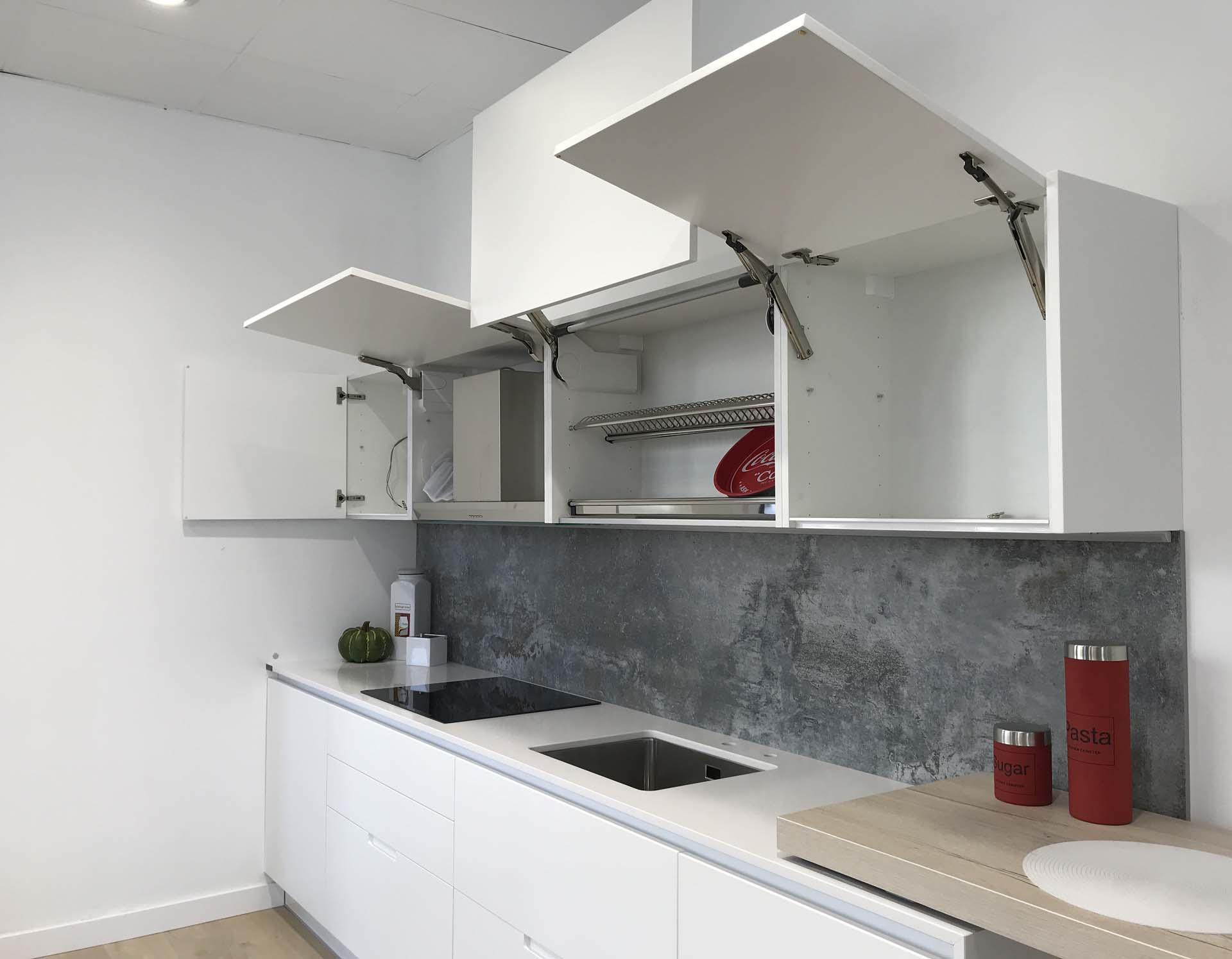 cocina sistemas elevables aventos